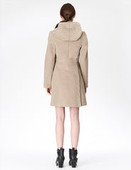 morgane le fay jacket with hood