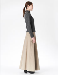 morgane le fay skirt with interior ties to adjust length