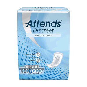 Attends® Discreet Male Incontinence Guard