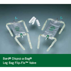 LEG BAG 32OZ W/FLIP-FLO VALVE (BAR 150832)
