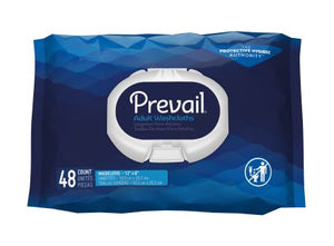 Prevail Personal Wipe Soft Pack Aloe/Vitamin E/Chamomile (scented)