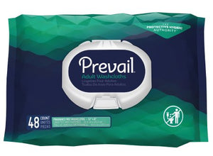 Prevail Personal Wipe Soft Pack Aloe/Vitamin E/Chamomile (unscented)