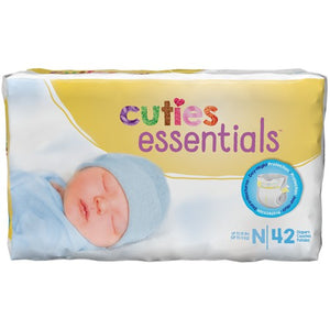 Cuties Essentials Diapers