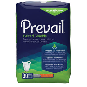 Prevail® Premium Belted Shields