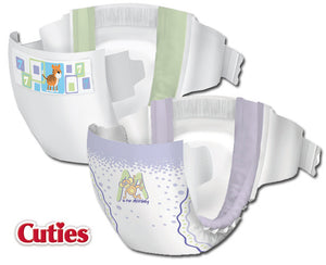 Cuties Baby Diapers product image