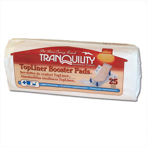 Tranquility® TopLiner™ Incontinence Booster Pad, with adhesive tape