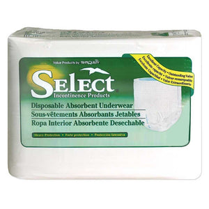 Select® Protective Incontinence Underwear