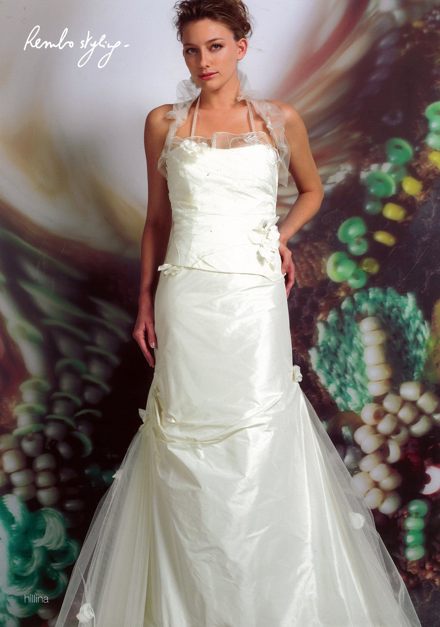 1cc263a558 Rembo styling  Hillina  sample wedding dress purchase online Europe