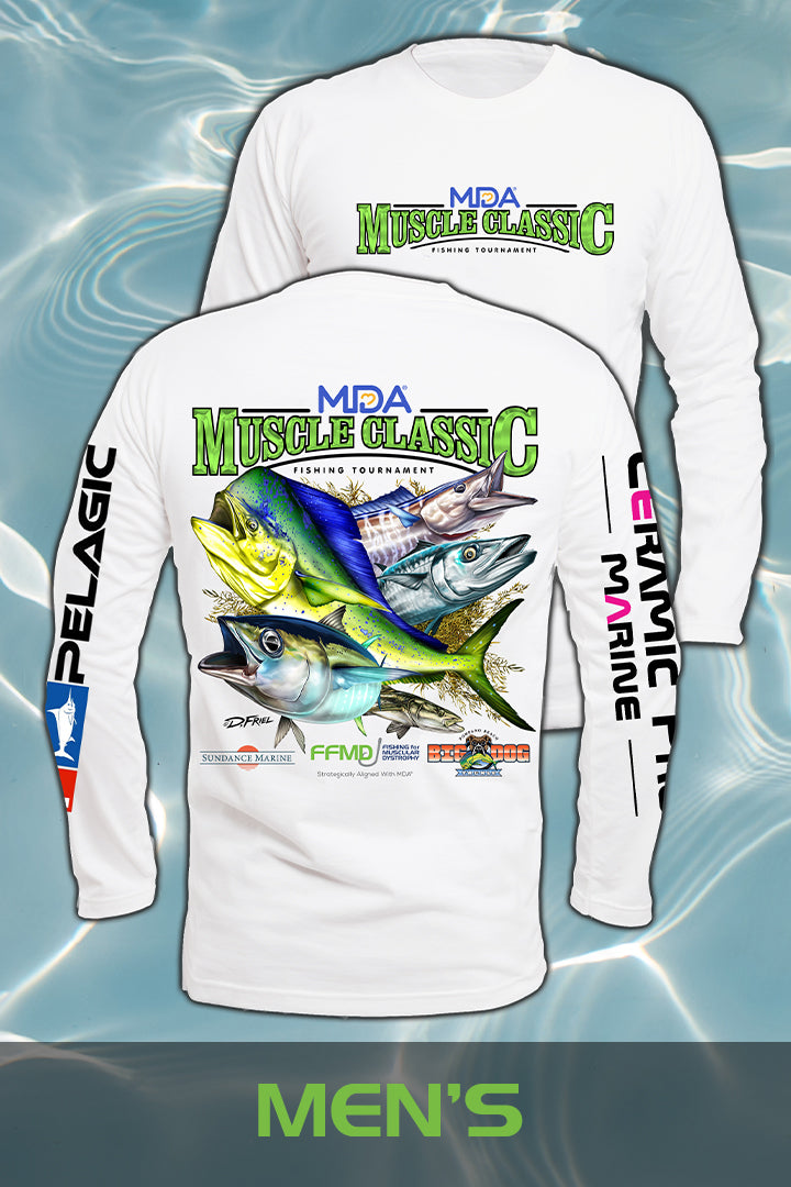FFMD Muscle Classic Tournament Shirt