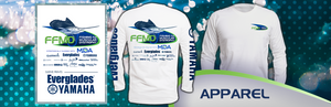 Long Sleeve Sailfish Performance Shirt (Dri-Fit)- White