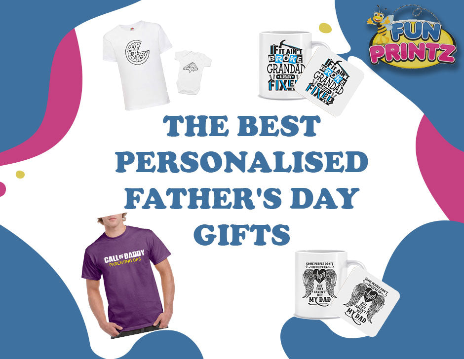 The Best Personalised Father's Day Gifts