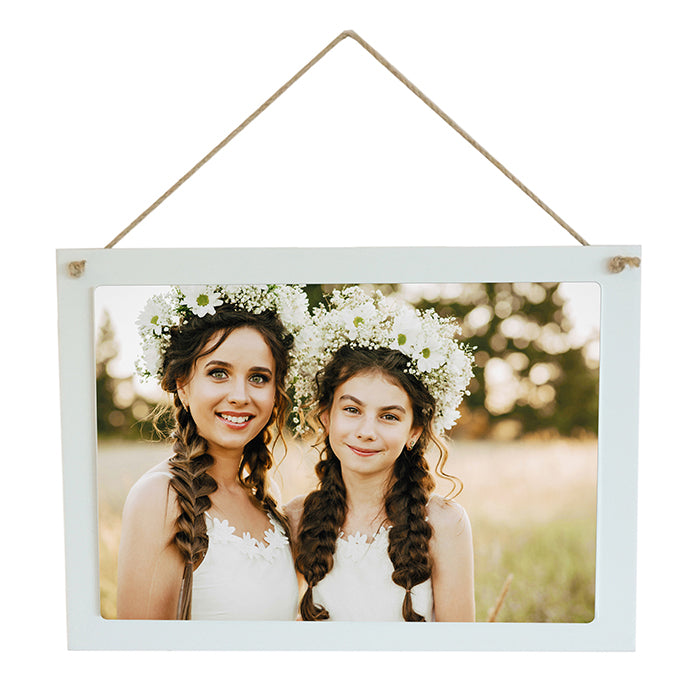 Wall Hanging Photo Plaque