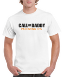 Call of Daddy Tshirt