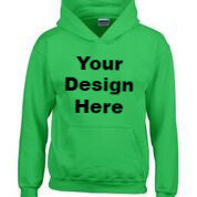 Kid's Hoodie - Personalised Custom Print Products Fun Printz Gainsborough