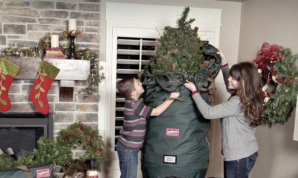 How To Store An Artificial Christmas Tree: The Guide To Proper Christmas Tree Storage | Christmas World