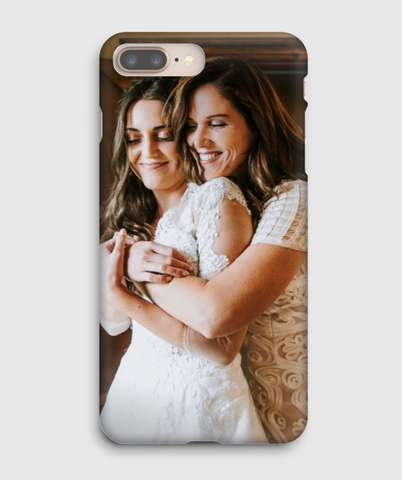 phone case with custom image printed onto it