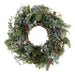 Wreath_Rustic White Berry Wreath 24