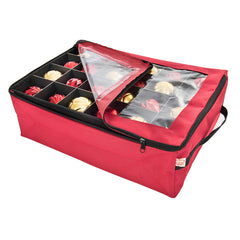 Ornament Storage_Two Tray Ornament Bag  |  Christmas World