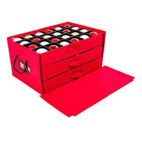 Three Drawer Ornament Box | Christmas World