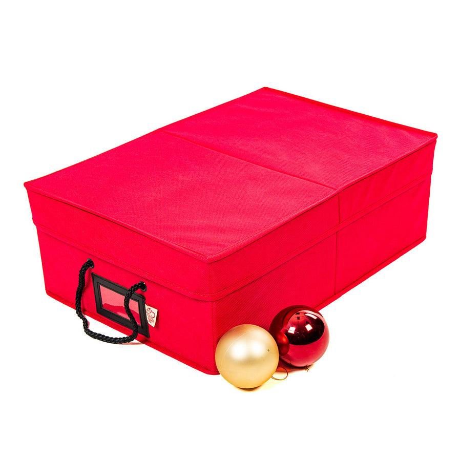 Two Tray Ornament Box - (48 Ornaments) | Christmas World