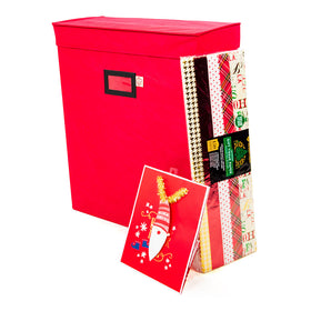 Gift Bag & Tissue Paper Storage Box | Christmas World