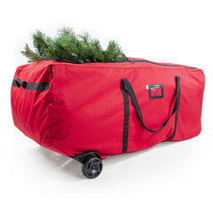 Duffel Storage_EZ Roller Tree Storage Bag  |  Christmas World