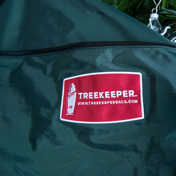Upright Storage_Decorated Upright Tree Bag  |  Christmas World