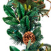 Garland_Magnolia Leaf Garland  |  Christmas World Thumbnail | Christmas World