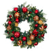 Christmas Classic Red & Gold Wreath - 30 Inch Thumbnail | Christmas World