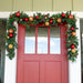 Christmas Classic Red & Gold Garland - 9 Foot Thumbnail | Christmas World