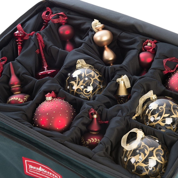Ornament Storage_Adjustable Tray Ornament Storage  |  Christmas World