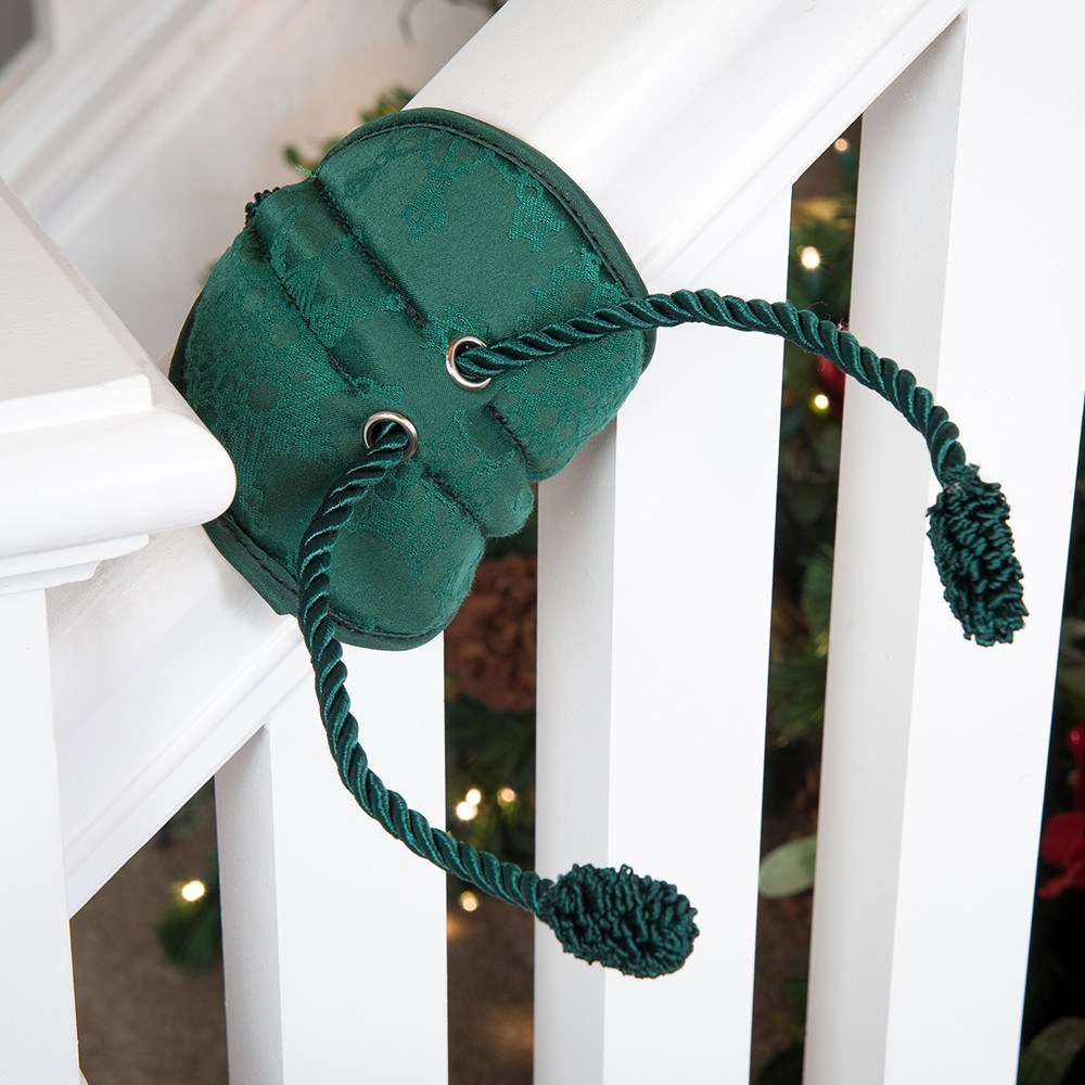 Banister Saver™ Garland Ties