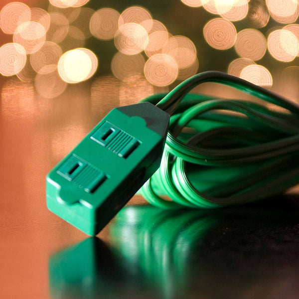 Extension Cords_Cube Tap Cord 16/3  |  Christmas World