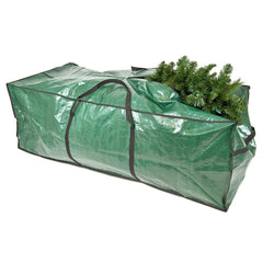 Duffel Storage_Rolling Tarpaulin Tree Storage Bag  |  Christmas World