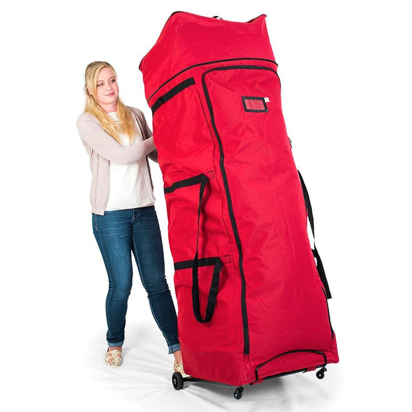 Duffel Storage_XXL Expandable Tree Storage Dolly  |  Christmas World