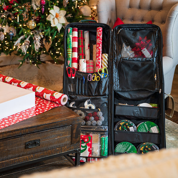 Deluxe Gift Wrap & Craft Storage Bag