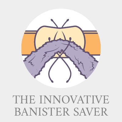 Click here for banister_saver pro tips.