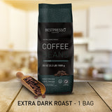 Extra Dark Roast Whole Bean, 35 oz