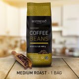 Medium Roast Whole Bean, 35 oz