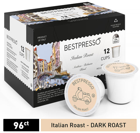 Italian Roast - Dark Roast - 96 Count