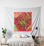 Cannabis on Red