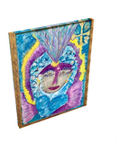 Divine Heart of Mother Mary Giclee Print
