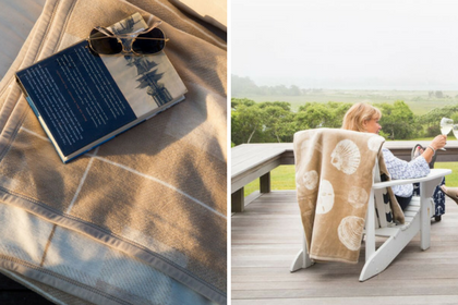 Our Best Beige Blankets - Customer Favorites by ChappyWrap