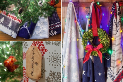 The Best Holiday Blankets and Throws as Gifts - The Best ChappyWrap Blankets Gift Guide
