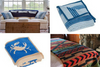 Are COTTON Blankets Better Than Polar Fleece or Wool Blankets - ChappyWrap Bed Blankets and Couch Throws
