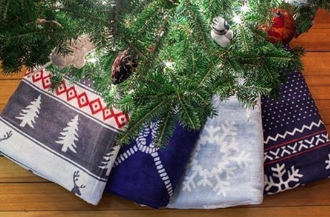 chappywrap holiday blanket and throw gift blanket