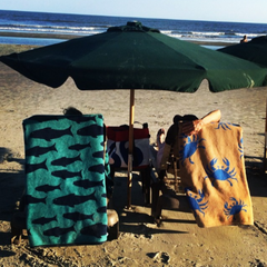 summertime gifts by chappywrap oversized blanket and throws beach blanket and more