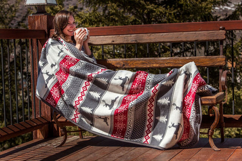 ChappyWrap best winter blanket designs - top ten winter blankets