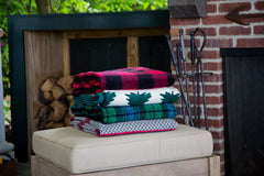 Red plaid winter blanket top 10 designs by chappywrap