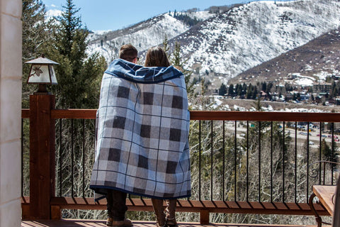 chappywrap cabin and mountain home blanket